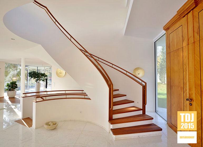 Nautilus Treppen die deutschlandweite auszeichnung treppen des jahres
